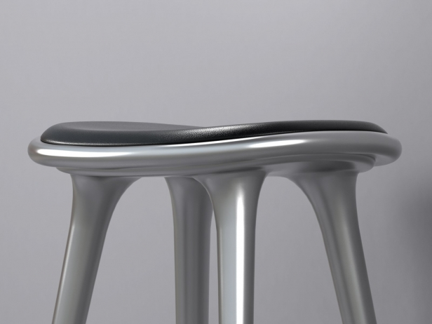High and Low Stool 6