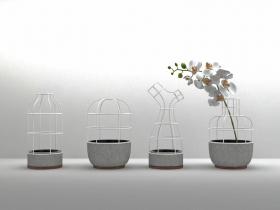 V4 vases