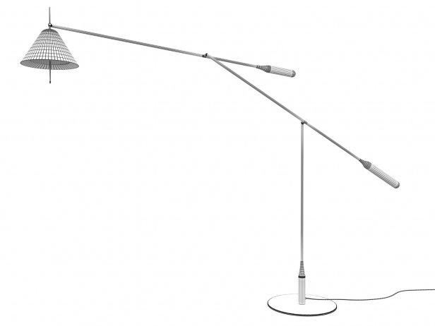 Mobile Floor Lamp 4
