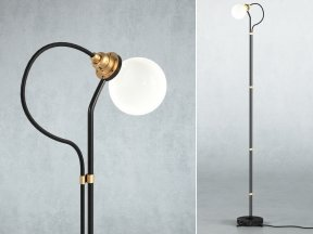 Five Floor Lamp