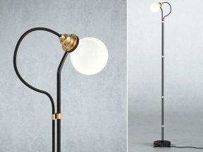 Five Floor Lamp