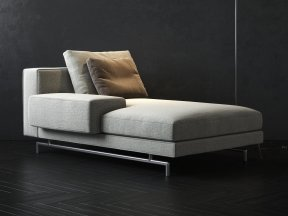 Sherman Chaise Longue