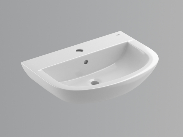 Bau Wall-hung Basin 60 Set 4