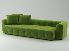 Strips sofa system
