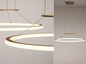Rio In and Out Pendant Lamp