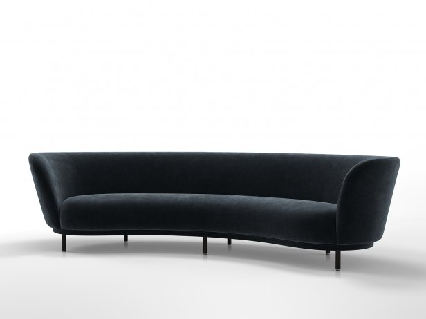 Dandy 4-Seater Sofa 1