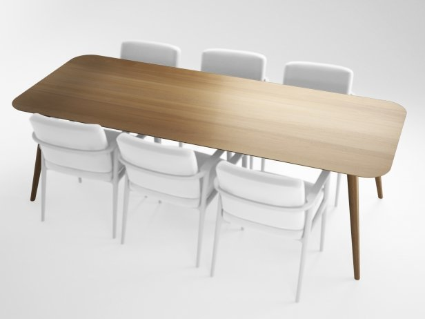 Zio Dining Table 3