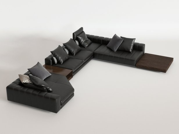 Freeman Corner Sofa System G 6