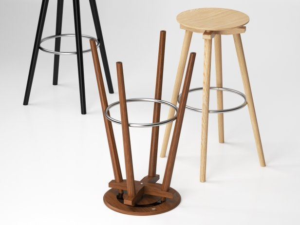 Bar Stool CC 2
