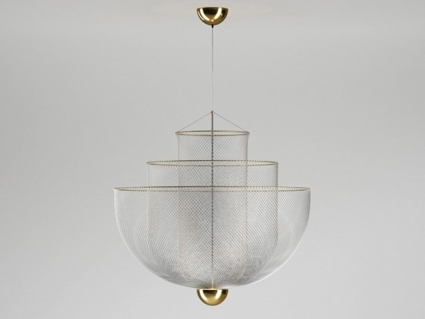 Meshmatics Chandelier 1