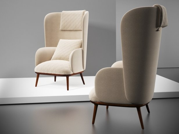 Blanche Bergere 5