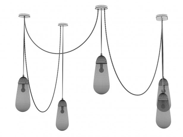 Lariat 5 Pendant Lamp 4