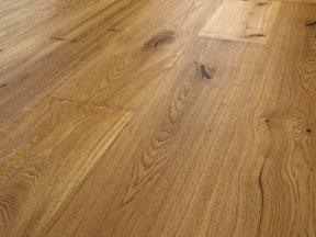 Distressed Rustic Solid Oak Flooring