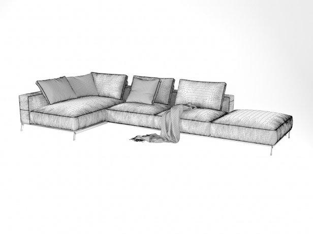 Ettore Modular Sofa 6