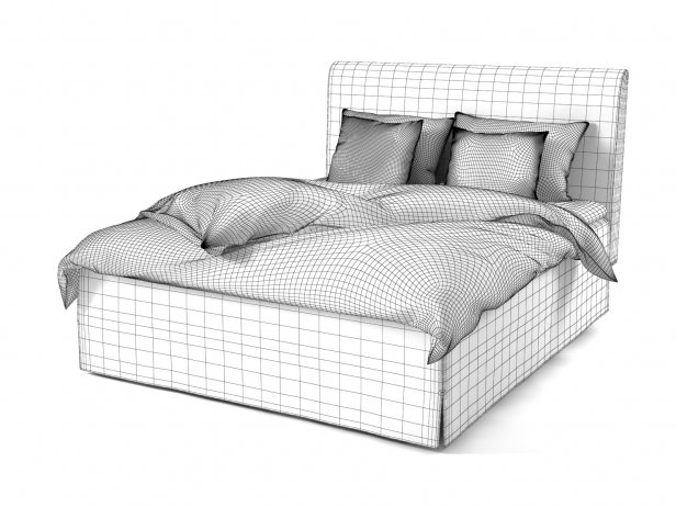 Marquis Bed 6