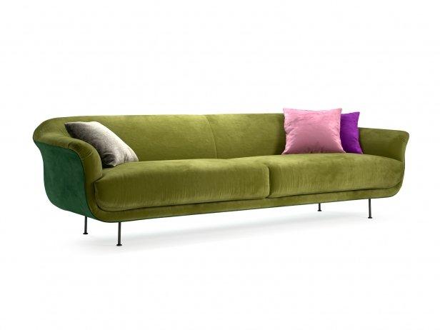 Style 3-Seater Sofa 1