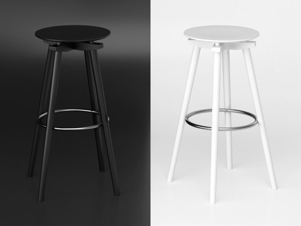 Bar Stool CC 7