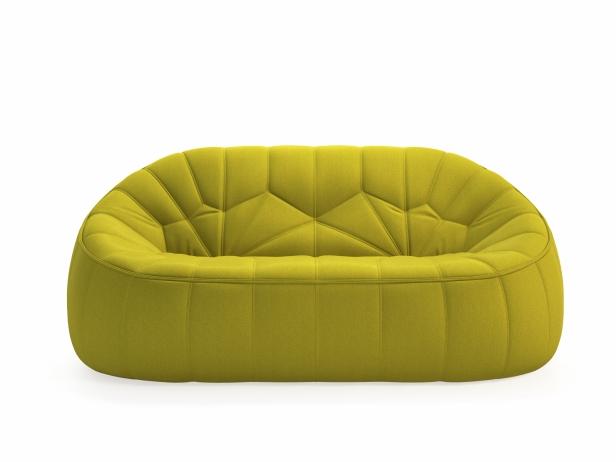 Ottoman 2-Seater Sofa 8