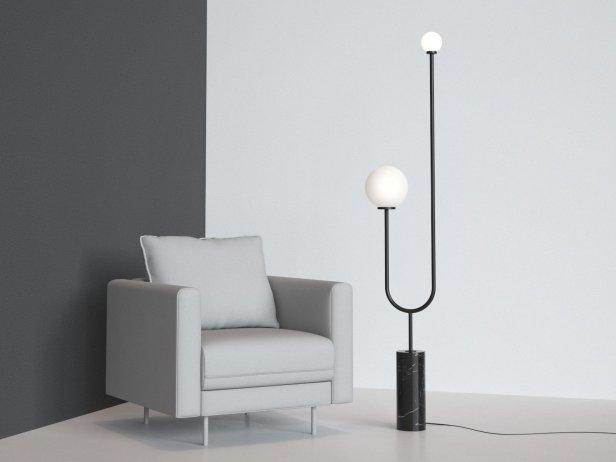 Arancini Floor Lamp 2