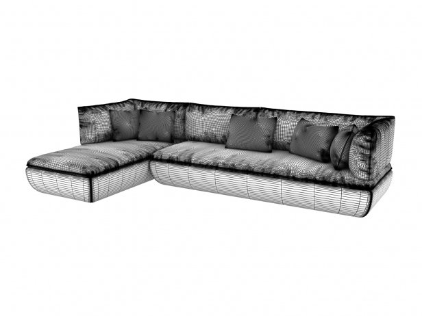 Mimic Modular Sofa Comp B 3