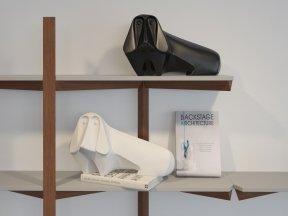 JONATHAN ADLER Ceramic Basset Hound