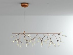 Heracleum Endless Pendant Lamp