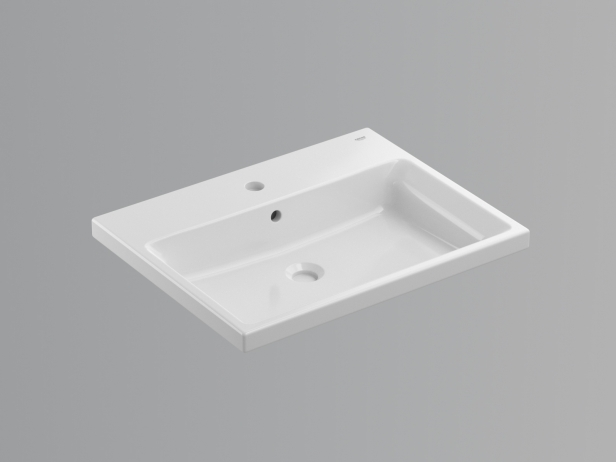 Eurocube Built-in Basin 60 Set 2