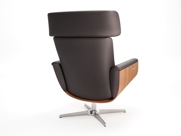 Evolution Relax Chair & Ottoman 5