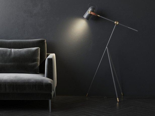 Carronade Lamp 2