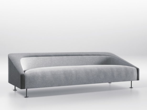 Linear Sofa 6