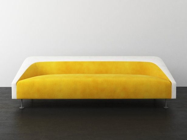 Linear Sofa 3