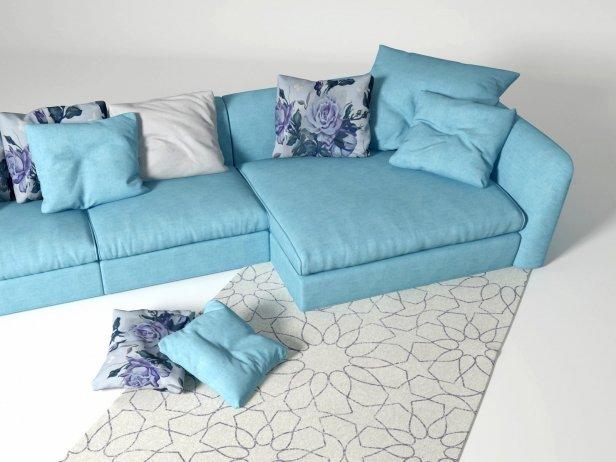 Atollo Corner Sofa 1