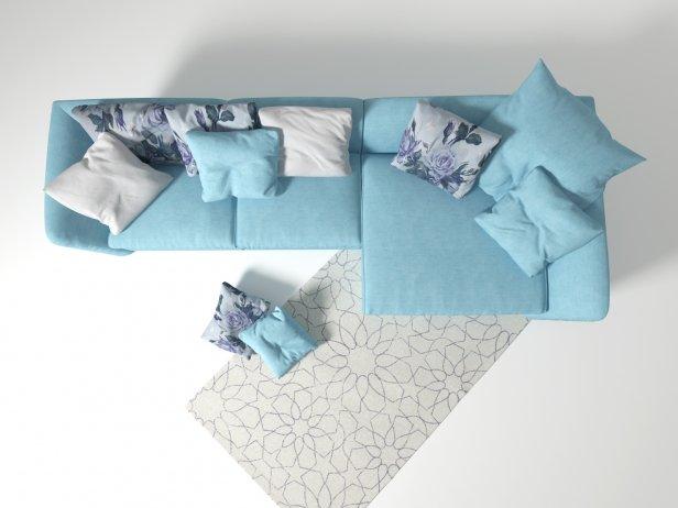 Atollo Corner Sofa 5
