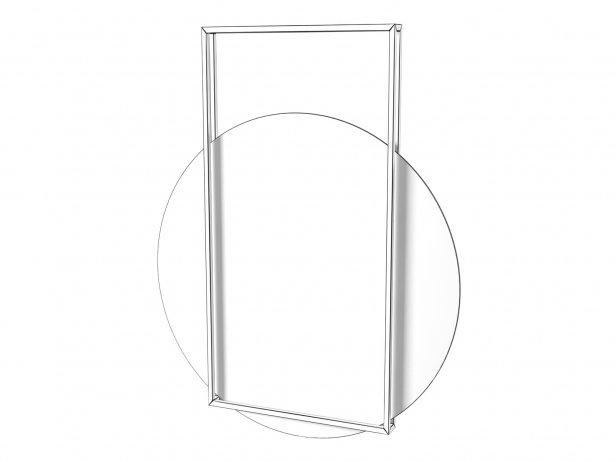 Pendulum Wall Mirror 4