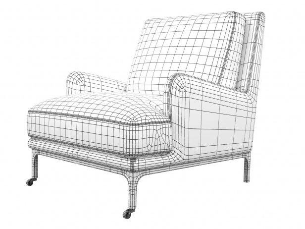Mr.Jones Lounge Chair 4