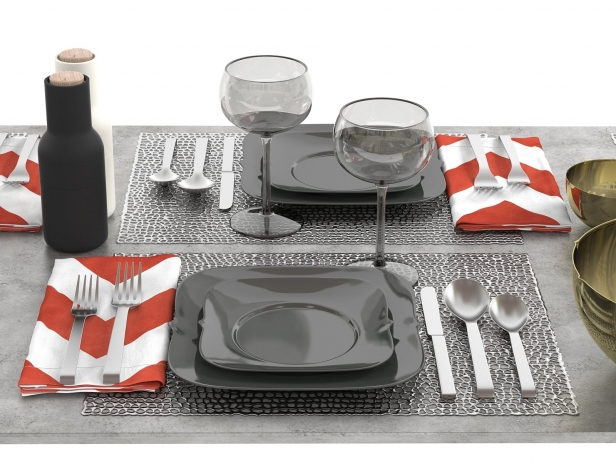 storage set for kitchen table set 04 3d model smallaccents 5883