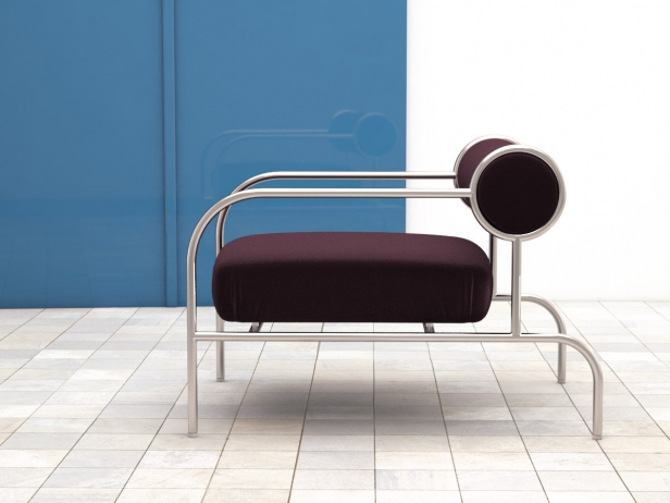 Sofa with Arms 4