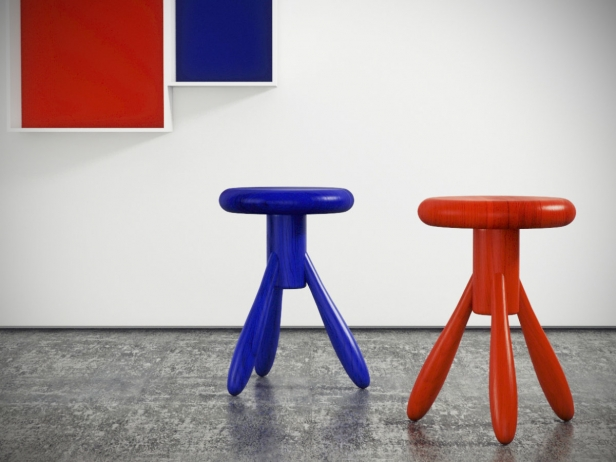 Baby Rocket stool 2