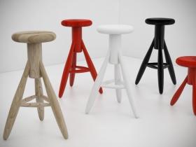 Rocket stool