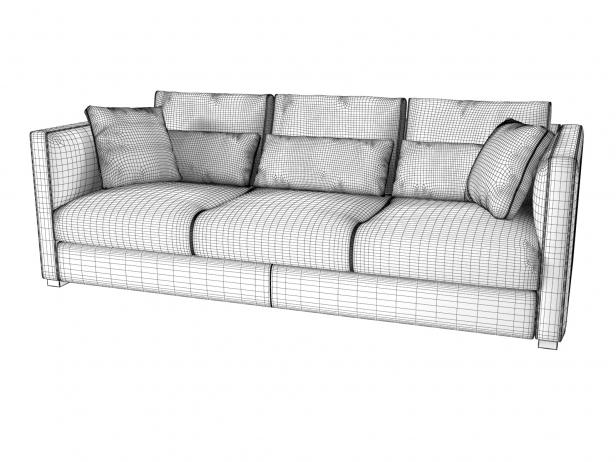 Estienne Large Sofa 4