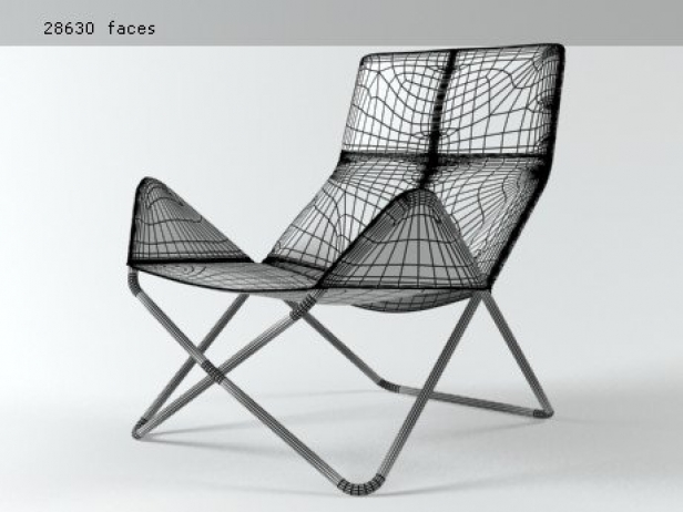 In-Out lounge chair 18