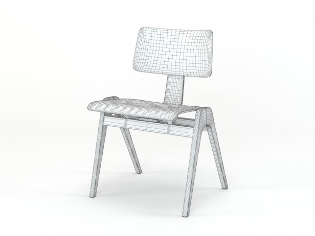Hille Stak Chair 11