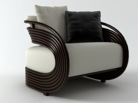 Nastro Armchair