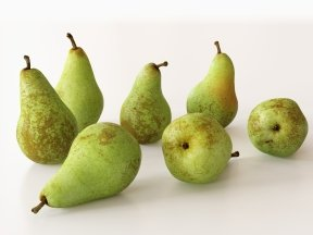 Abate Fetel Pears