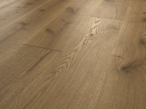 Natural Country Style Oak Flooring with Knots