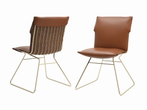 DS-515 Chair without Armrests