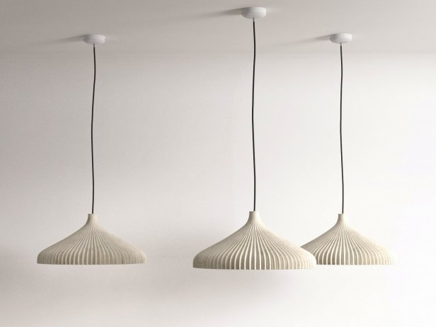 Calicot Suspended Ceiling Light 4