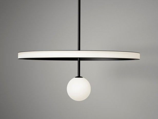 Ring Pendant Lamp 2