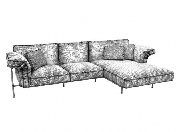 DS-610 Corner Sofa 9