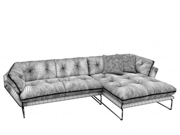New York Corner Sofa 7